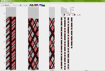 Crochet beading - 13-14 rounds