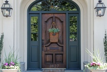 Design~ Doors / by Henry W. Powell