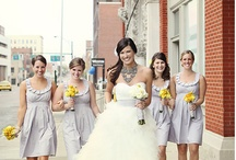 Grey And Yellow Wedding / by Beadz 2 Pleaz