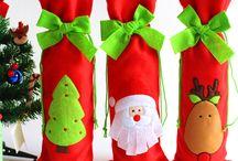sacinhos de natal