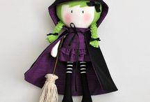 bonecas bruxa