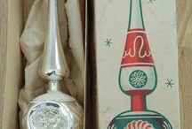 Decorating ~ Traditional & Retro christmas
