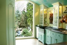 Inside the house ideas / by Judy Cowling