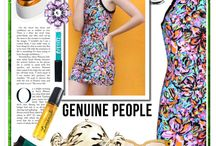 Spring Floral Dresses from www.Genuine-People.com