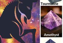 Gemstones by Zodiac Sign