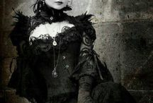 gothic beautiful / by Duygu Persephone