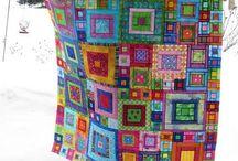 crayon box quilt