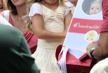 Sophia Grace + Rosie American Girl / Sophia Grace + Rosie are huge American Girl Fans! / by AGForever13