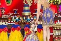 Cumpleaños Blanca Nieves