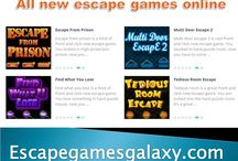 New Escape Games Online / Escape Games are for people who love to solve all kinds of puzzles are interesting . escape games galaxy provide you largest collection of New Room Escape Games to play online for free.