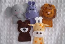 sewing animals