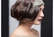 Special Occasion and Up Styles / Updos, down-dos, wedding hair and everything in between