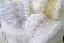 moda infntil / ropa de bebé y niñas / by cristina calderon ovalle