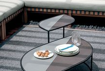 RODA - Low Tables and Benches