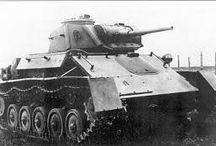 Light tank T-80 / Czołg lekki T-80