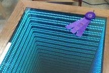 3D bord möbler