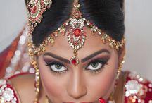indian brides / Indian Brides, Vivaah, Nikaah, Make-up, Wedding, Photography, hindu