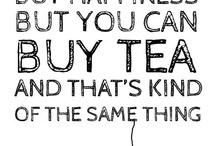 Tea Whimsy / We love tea.  We love fun.  We love having fun with tea.