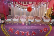 Children's parties / Birthday party ideas.