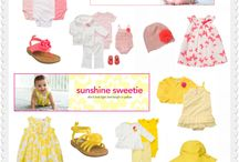 Babies/Kids clothes style boards