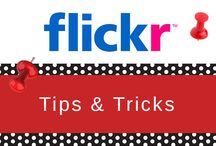 FLICKR TIPS / Fab tips in one of the many hidden social gems= Flickr!  / by PuTTin' OuT Social Media Marketing