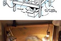 woodworking shop and idea
