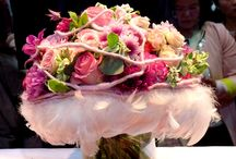 special bouquet with roses from ecuador / Designed by Floristmeister Stefan Prinz, showed at Hortiflorexpo IPM Shanghai 2015