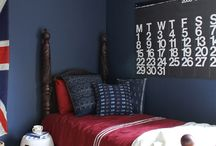 Cool...boys bedrooms