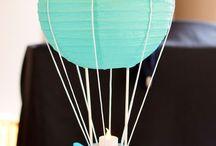 baby shower globo de deseos