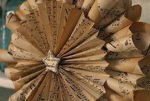 papier knutsels
