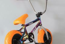 Mini BMX and Riding Gear