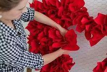 panouri florale
