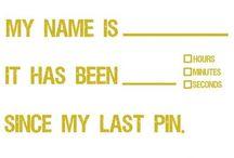 Pin EVERYTHING