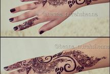 Awesome henna artist in the worlds