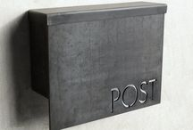 House number & Post box / 집 주소, 우체통