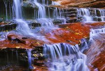 WATER FALLS / by Alice Pouliou