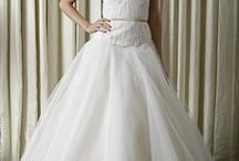 sexy wedding dresses / by Deborah Dorsey