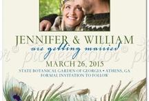 Announcements/invites