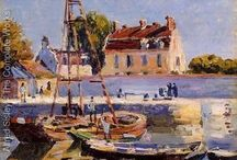SISLEY Alfred (peintre)
