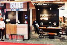 12.İsmob- İstanbul Mobilya Fuarı (12.İsmob-İstanbul Furniture Fair) / 12-17 Ocak 2016 tarihlerinde, Türkiye'nin en büyük, dünyanın ise en önemli üçüncü mobilya fuarı olan İSMOB Fuarı'ında ziyaretçilerimiz ile bir araya geldik