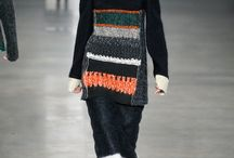 24 Sweater Knits & Crochet Too / FW 2014 Calvin Klein, Sister by Sibling, and more...