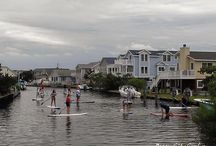 Ocean City Watersports / All kinds of Watersports in, and around, Ocean City Maryland; from waterskiing to parasailing, from surfing to stand up paddleboarding (SUP)...  Watch this board to learn more #ocmd
