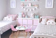 Girls room idea