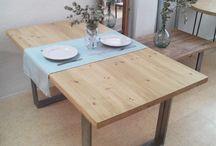 estilo de mesas