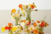 dekorace a květiny