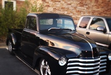 Classic & Modern Rides / Pictures of classic & modern vehicles / by J Lo