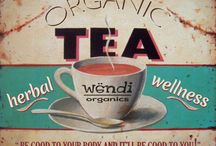 Organic Herbal Wellness Teas