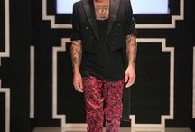 Ross Bennett DuSape 2014 / Our most recent and first men's collection