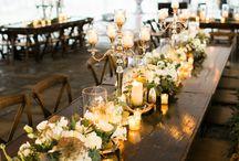 Rectangular Table Settings