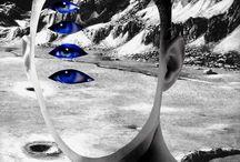 Lopéz García / Art, collage, painting